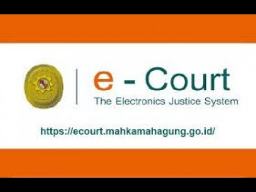 E-Court The Electronics Justice System